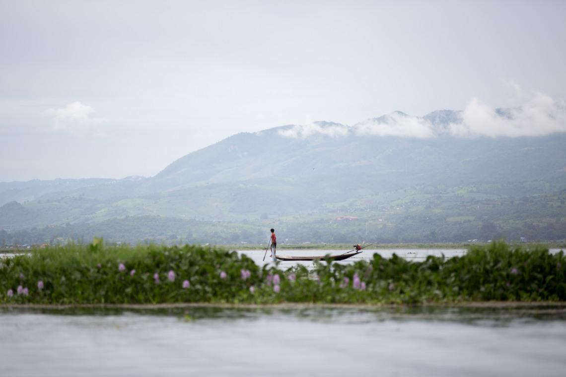 Pêcheur au lac Inle