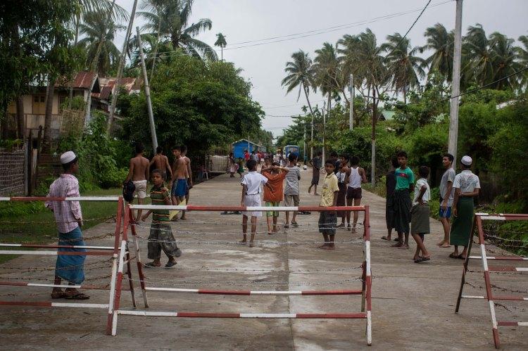 Aung Migalabar Muslim Quarter, Sittwe