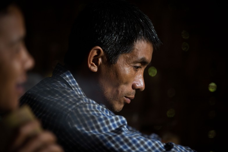 Homme palaung