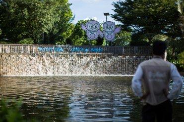Water fountains park, Nay Pyi Daw