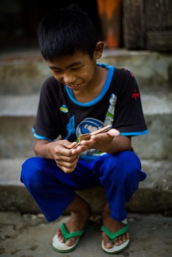 Blind School, Myitkyina, Kachin State