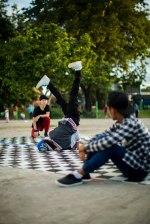 Break dance, Myitkyina, Kachin State