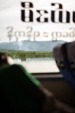 Bus Mogwe - Sittwe