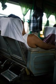 Train Myitkyina - Mandalay