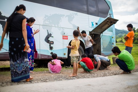 Panne de bus